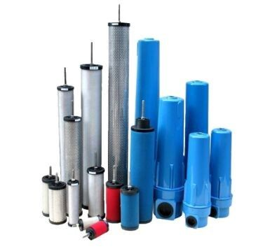Compact Structure Hydraulic Filter Cartridge APLF In - Line Filter Series