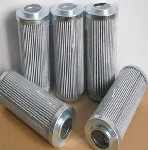 316L Stainless Steel Notch Wire Filter Element / Intex Filter Cartridge Metal Material